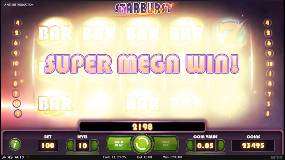 Super mega win Casino Herz